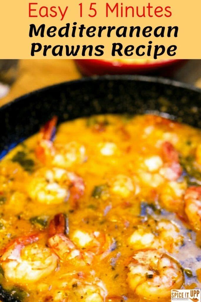 Easy Prawn recipe